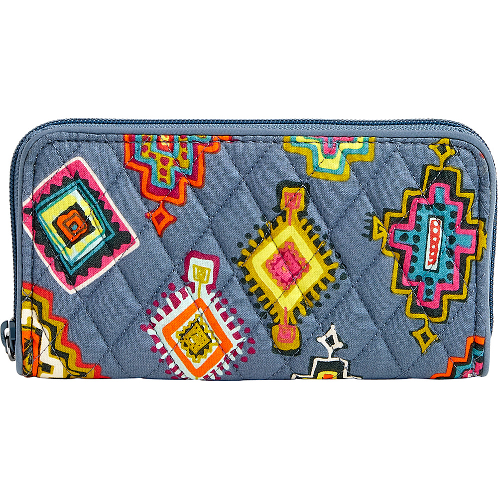 Vera Bradley RFID Georgia Wallet Painted Medallions - Vera Bradley Womens Wallets - Women's SLG, Women's Wallets