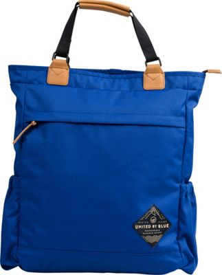 United by Blue Summit Convertible Tote Pack Blueprint - United by Blue Everyday Backpacks