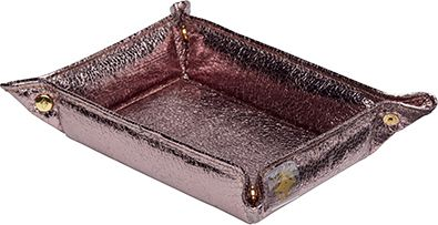 Stephanie Johnson Tinseltown Snap Tray Gunmetal - Stephanie Johnson Business Accessories