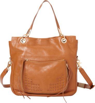 Foley + Corinna Stevie Tote Honey Brown - Foley + Corinna Designer Handbags