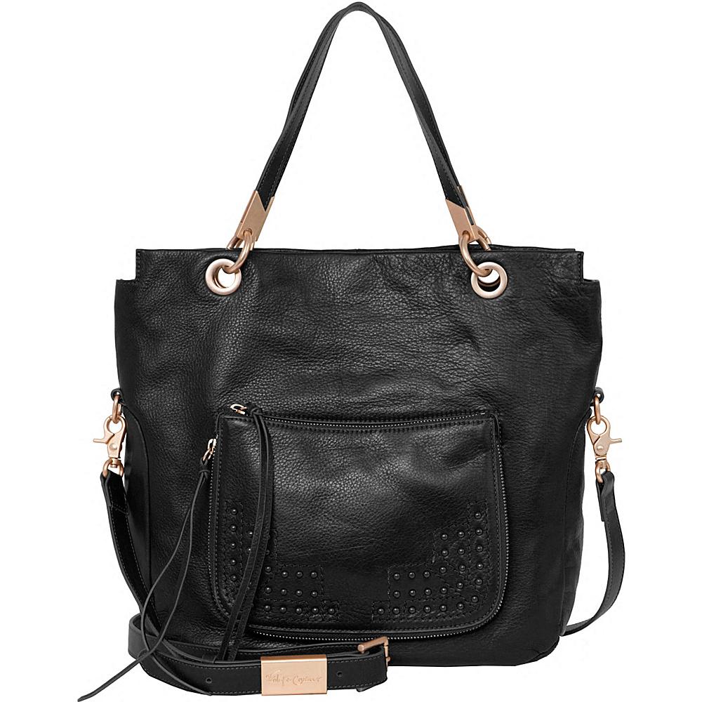 Foley Corinna Stevie Tote Black Foley Corinna Designer Handbags