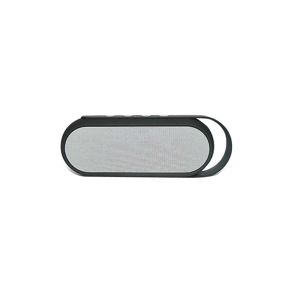 Koolulu Portable Party Bluetooth Speaker Silver Koolulu Headphones Speakers