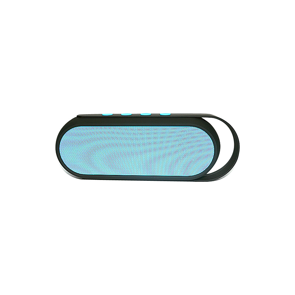 Koolulu Portable Party Bluetooth Speaker Blue Koolulu Headphones Speakers