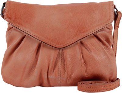 Day & Mood Elderflower Crossbody Peach - Day & Mood Leather Handbags