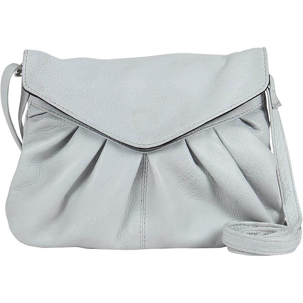 Day Mood Elderflower Crossbody Steel Day Mood Leather Handbags