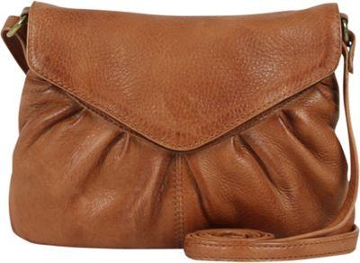 Day & Mood Elderflower Crossbody Cognac - Day & Mood Leather Handbags