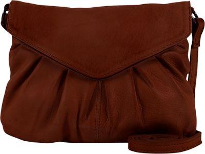 Day & Mood Elderflower Crossbody Rusty Red - Day & Mood Leather Handbags