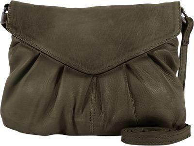 Day & Mood Elderflower Crossbody Slate - Day & Mood Leather Handbags