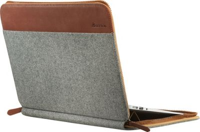 Setton Brothers 13 inch Laptop Sleeve Light Grey - Setton Brothers Non-Wheeled Business Cases