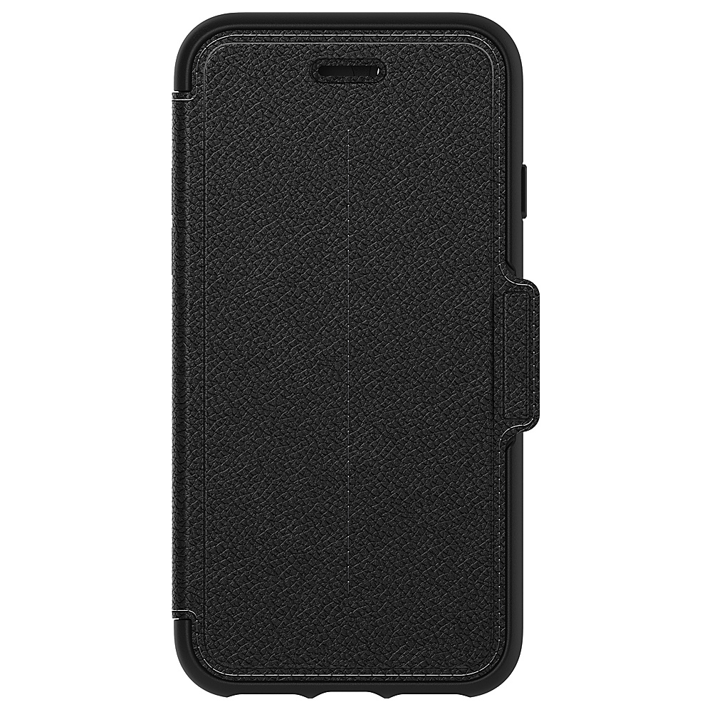 Otterbox Ingram iPhone 7 Strada Series Folio Case Onyx Black Otterbox Ingram Electronic Cases