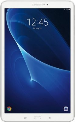 Samsung - Ingram Galaxy Tab A 10.1 Frosted White - Samsung - Ingram Tablets