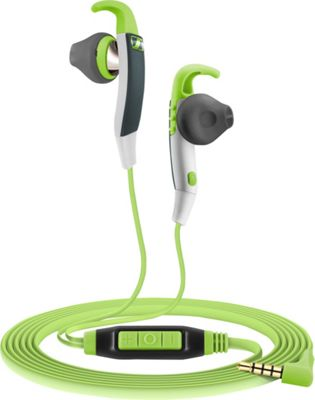 Sennheiser G Sports Headphones Green - Sennheiser Headphones & Speakers