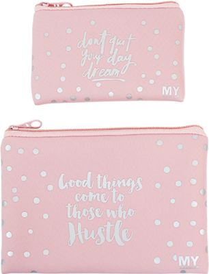 MyTagAlongs Hold Everything Pouches Hustle - MyTagAlongs Women's SLG Other
