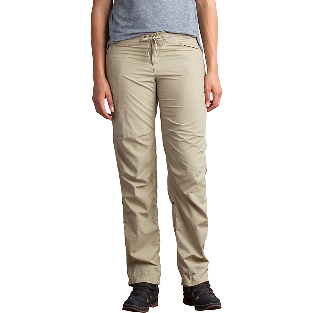 ExOfficio Womens BugsAway Damselfly Pant 2 - Tawny - ExOfficio Womens Apparel - Apparel & Footwear, Women's Apparel