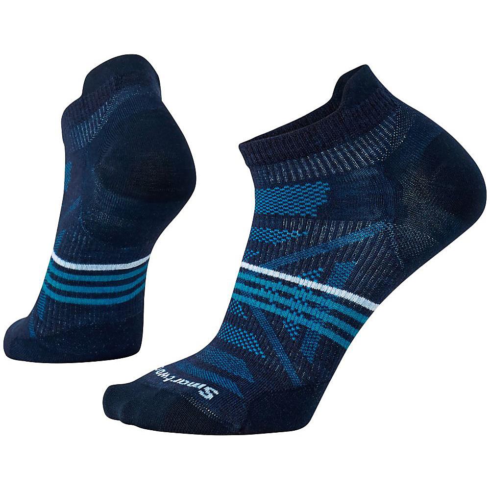 Smartwool Womens PhD Outdoor Ultra Light Micro Deep Navy Medium Smartwool Women s Legwear Socks