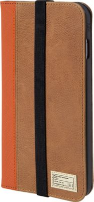 HEX Icon Wallet for iPhone 6 Plus/6S Plus Brown Leather - HEX Electronic Cases