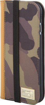 HEX Icon Wallet for iPhone 6 Plus/6S Plus Camo Leather - HEX Electronic Cases