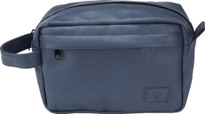 Image of 1Voice The Complete Toiletry Bag - With built-in 2,200mAh Charger Blue - 1Voice Toiletry Kits