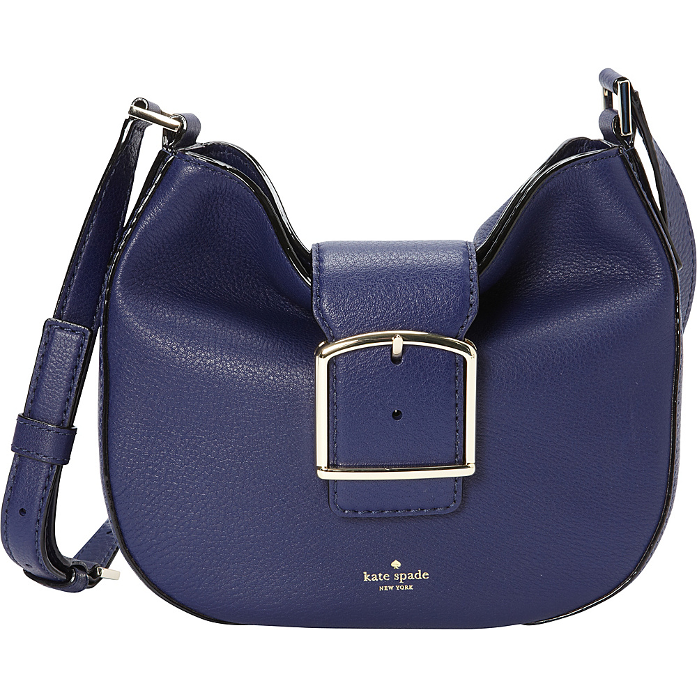 kate spade new york Healy Lane Lilith Crossbody Deep Indigo kate spade new york Designer Handbags