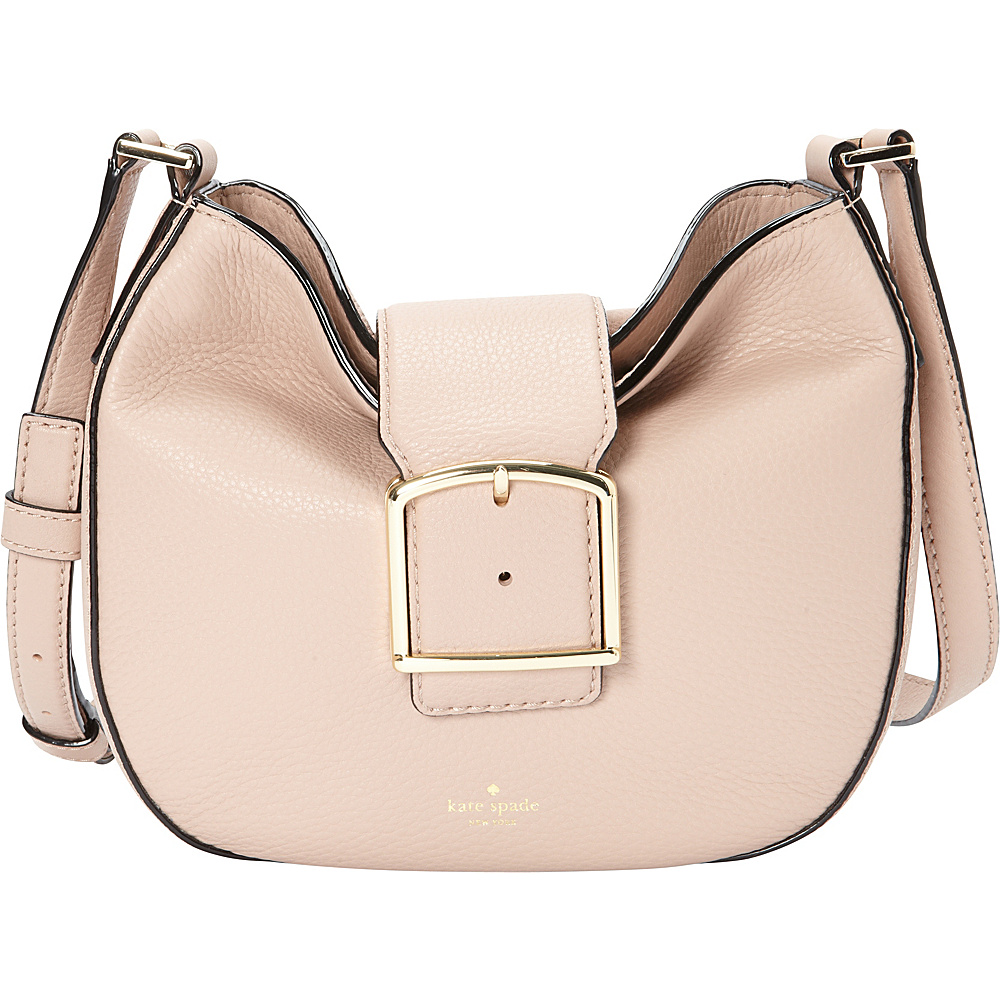 kate spade new york Healy Lane Lilith Crossbody Toasted Wheat kate spade new york Designer Handbags