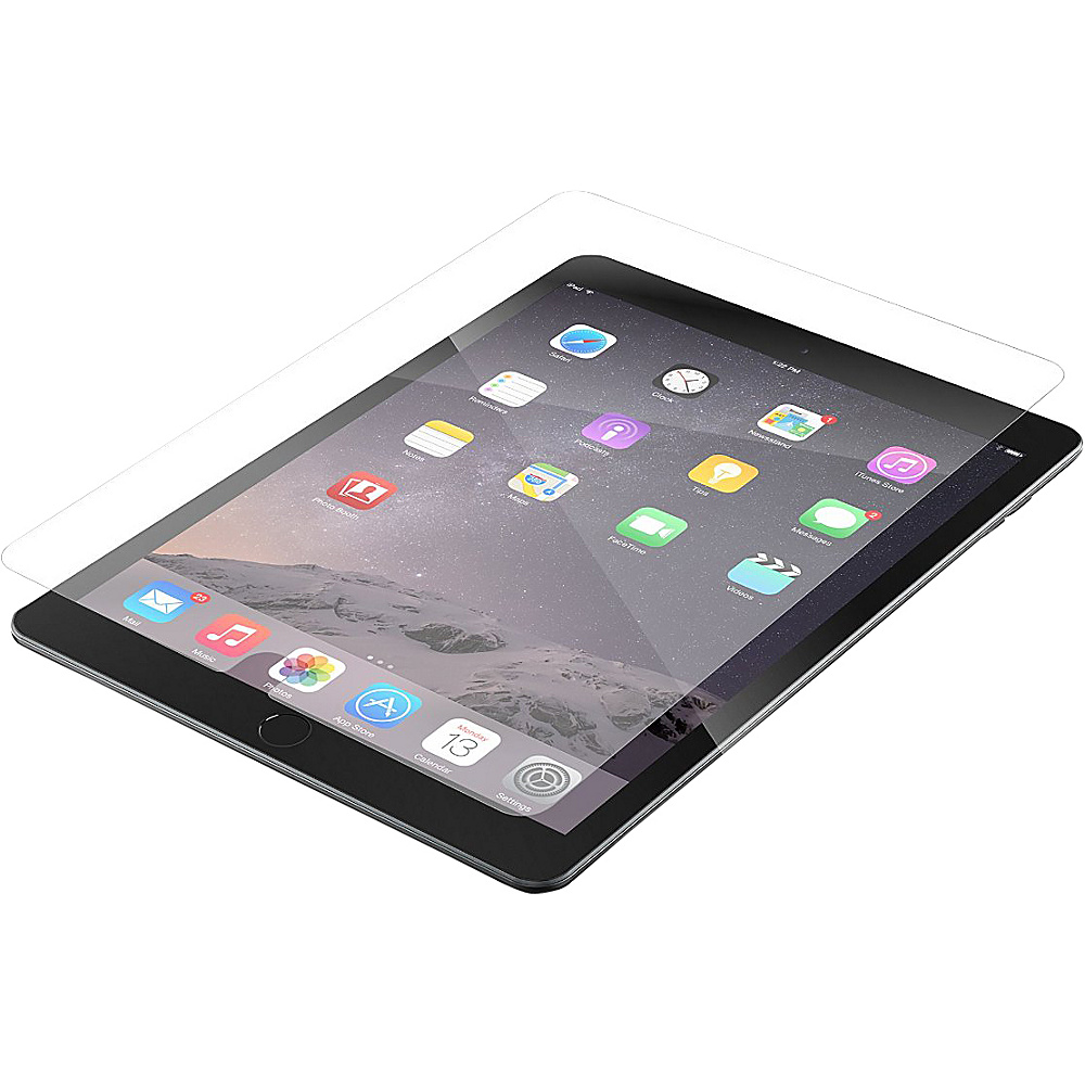 Zagg invisibleSHIELD HDX Screen Protector for iPad Air Air 2 Clear Zagg Electronic Cases