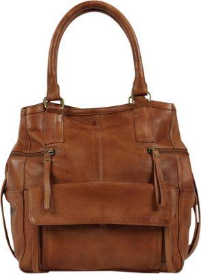 Day & Mood Hannah Small Bag Cognac - Day & Mood Leather Handbags