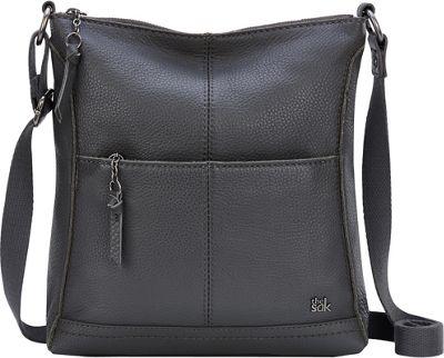 The Sak Lucia Crossbody Slate - The Sak Leather Handbags