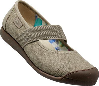 KEEN Women Sienna Mary-Jane Canvas Shoe 10.5 - Brindle - KEEN Women's Footwear