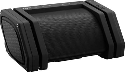 Nyne Rebel Splash Resistant Portable Bluetooth Speaker with Big Sound Black - Nyne Headphones & Speakers
