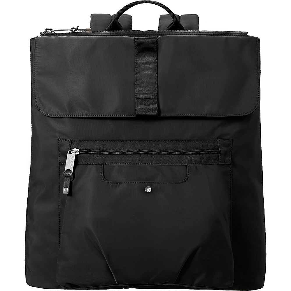 baggallini Skedaddle Laptop Backpack Black - baggallini Business & Laptop Backpacks - Backpacks, Business & Laptop Backpacks