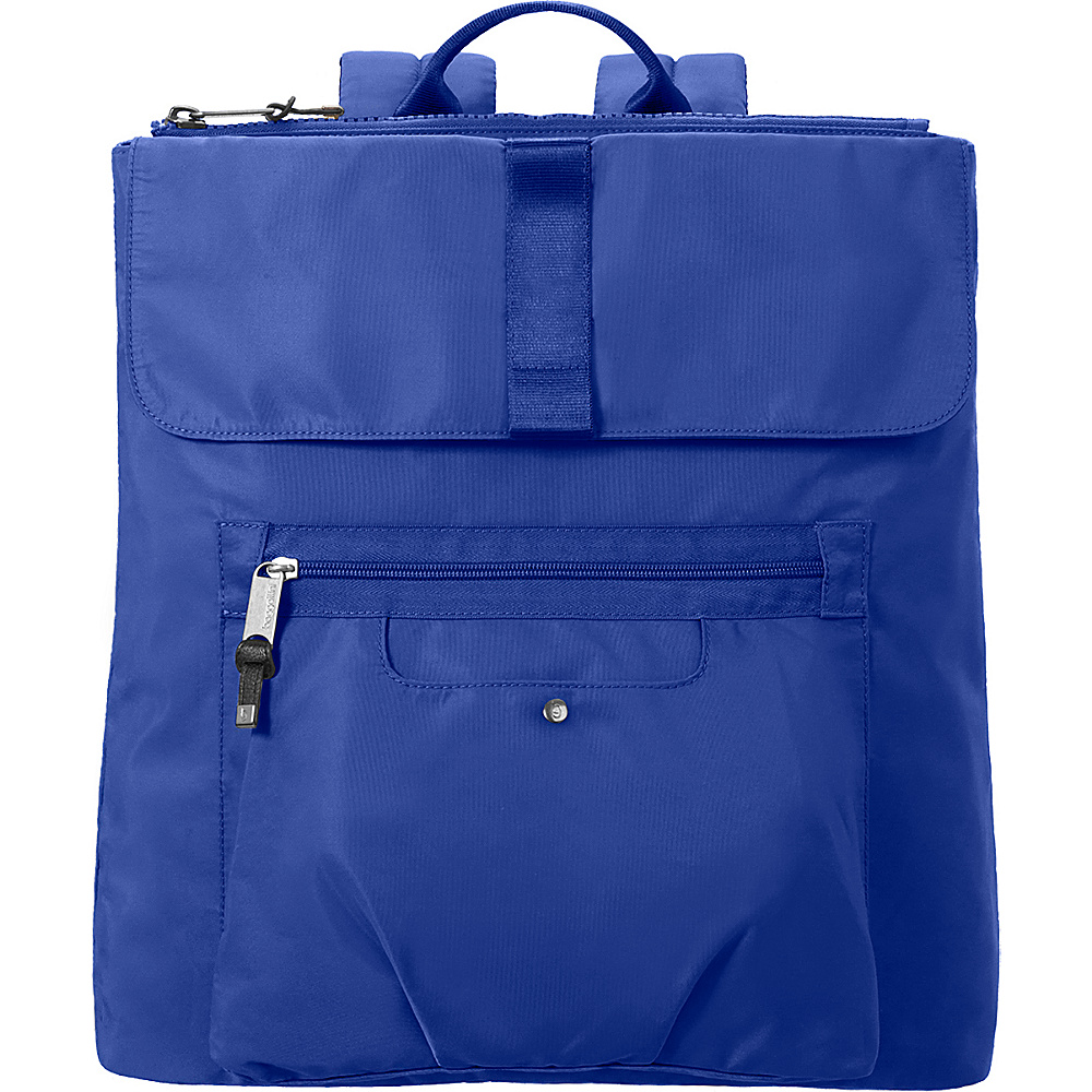 baggallini Skedaddle Laptop Backpack COBALT - baggallini Business & Laptop Backpacks - Backpacks, Business & Laptop Backpacks