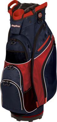 Image of Bag Boy Chiller Cart Bag Red/White/Blue - Bag Boy Golf Bags