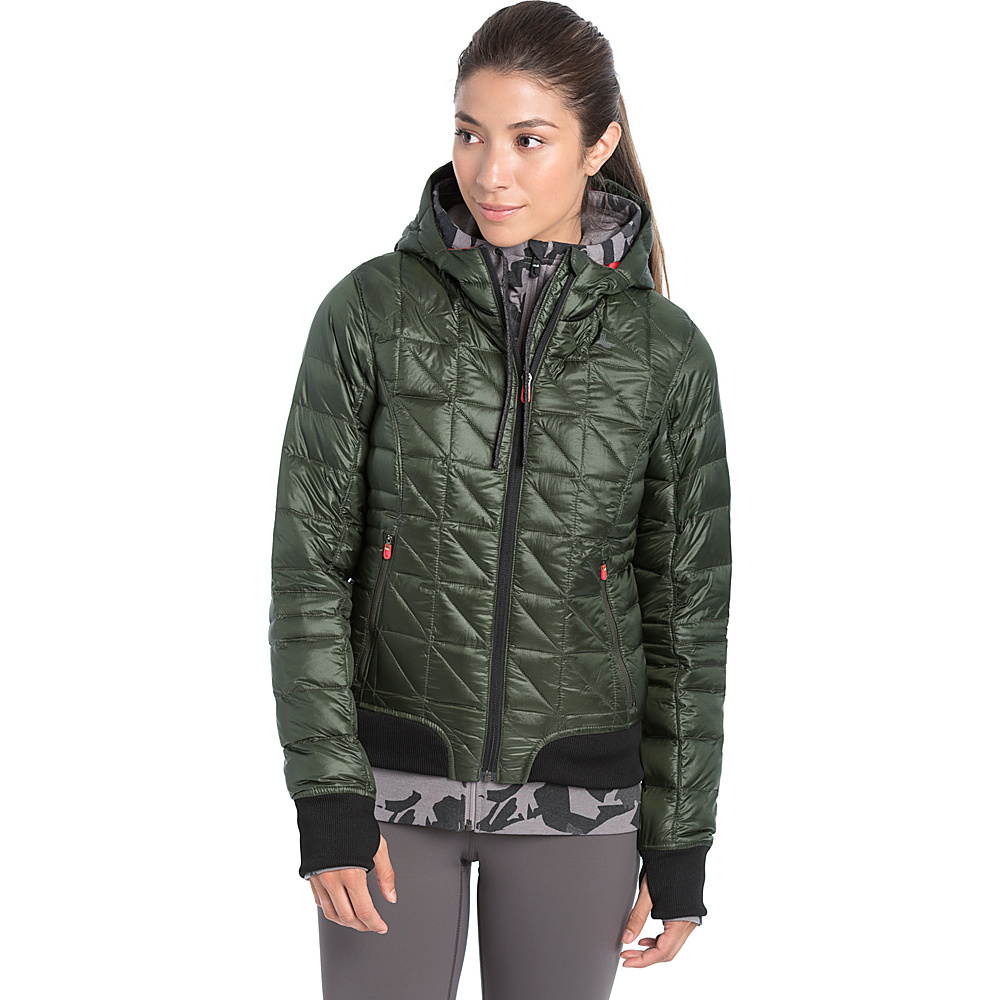 Lole Kim Jacket S - Green - Lole Womens Apparel - Apparel & Footwear, Women's Apparel