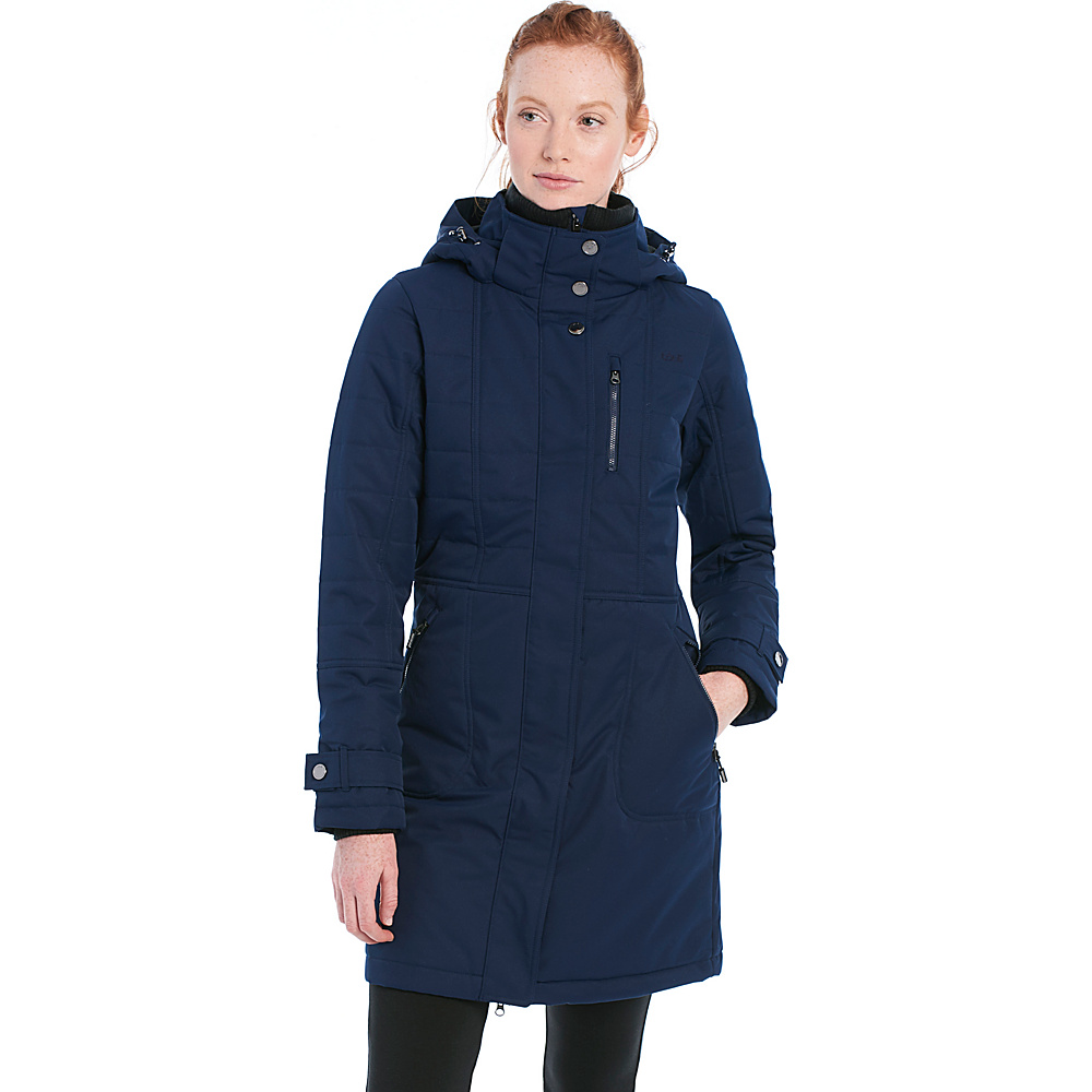 Lole Kathleen Jacket L - Amalfi Blue - Lole Womens Apparel - Apparel & Footwear, Women's Apparel