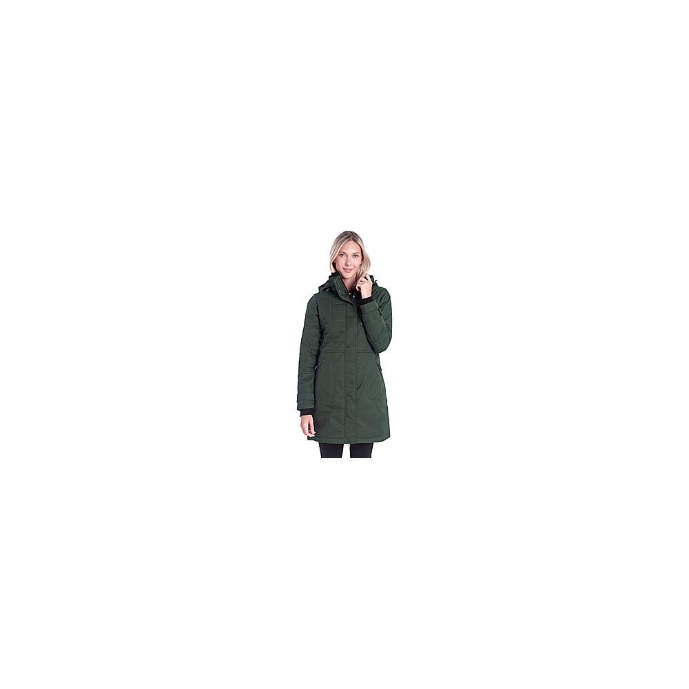 Lole Kathleen Jacket XS - Forest - Lole Womens Apparel - Apparel & Footwear, Women's Apparel