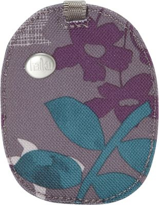 Haiku Stone ID Tag Flower Fall Print - Haiku Luggage Accessories