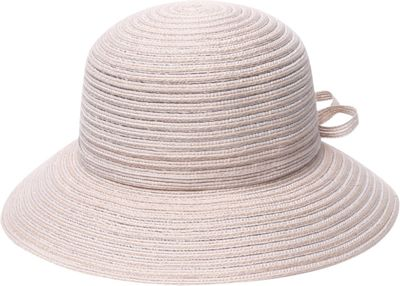 Physician Endorsed Mae Cloche Hat One Size - Sand - Physician Endorsed Hats/Gloves/Scarves