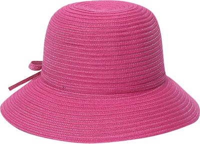 Physician Endorsed Mae Cloche Hat One Size - Hot Pink - Physician Endorsed Hats/Gloves/Scarves