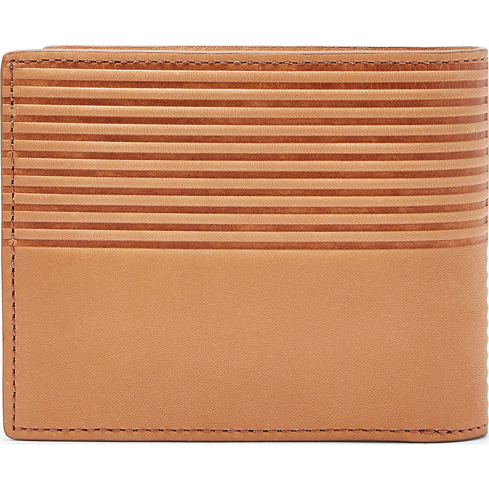 Fossil Ford RFID Bifold Saddle - Fossil Mens Wallets - Work Bags & Briefcases, Men's Wallets