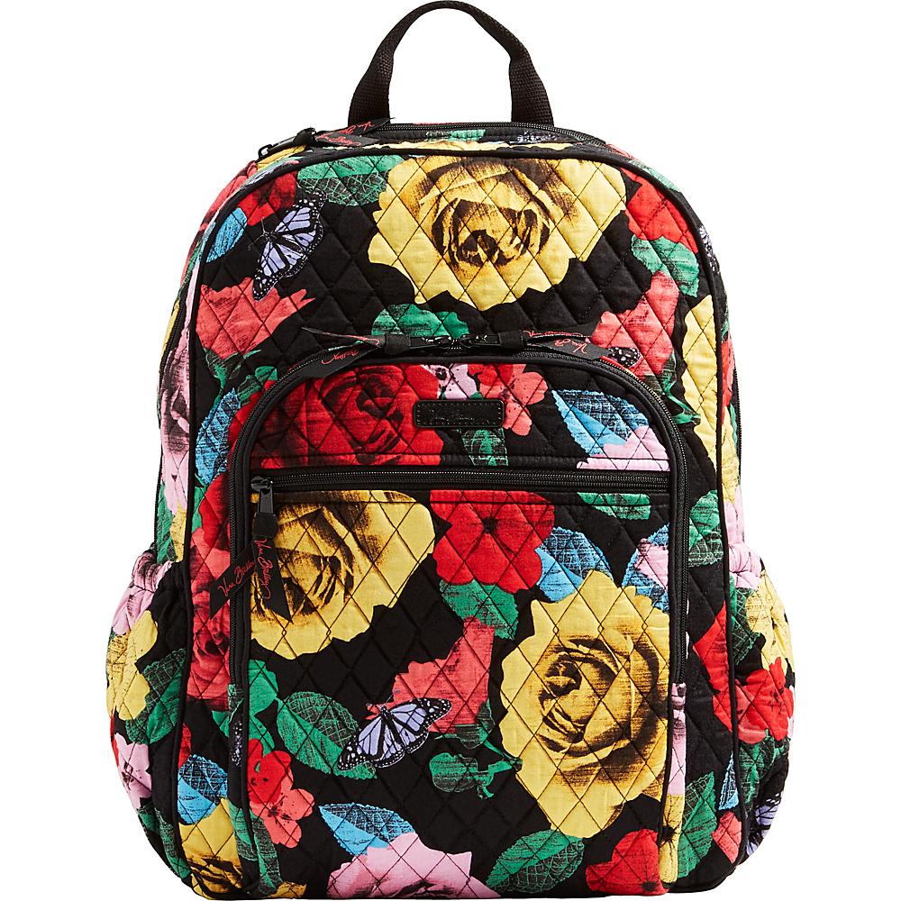 Vera Bradley Keep Charged Campus Tech Backpack Havana Rose - Vera Bradley Everyday Backpacks - Backpacks, Everyday Backpacks