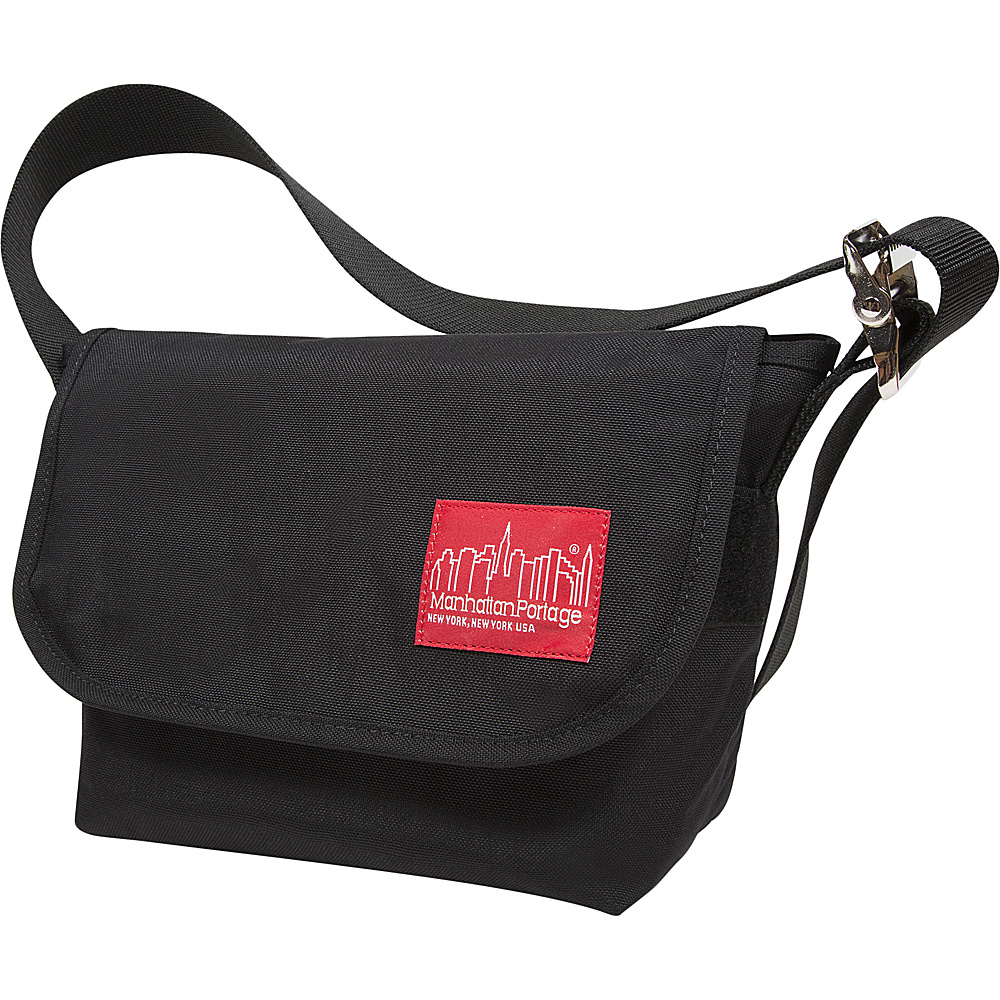Manhattan Portage Vintage Messenger Bag Jr Black - Manhattan Portage Messenger Bags - Work Bags & Briefcases, Messenger Bags