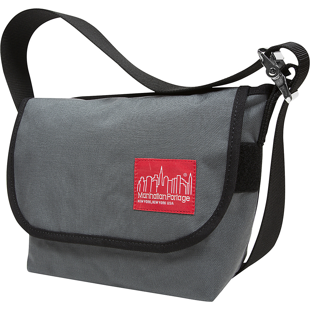 Manhattan Portage Vintage Messenger Bag Jr Gray - Manhattan Portage Messenger Bags - Work Bags & Briefcases, Messenger Bags
