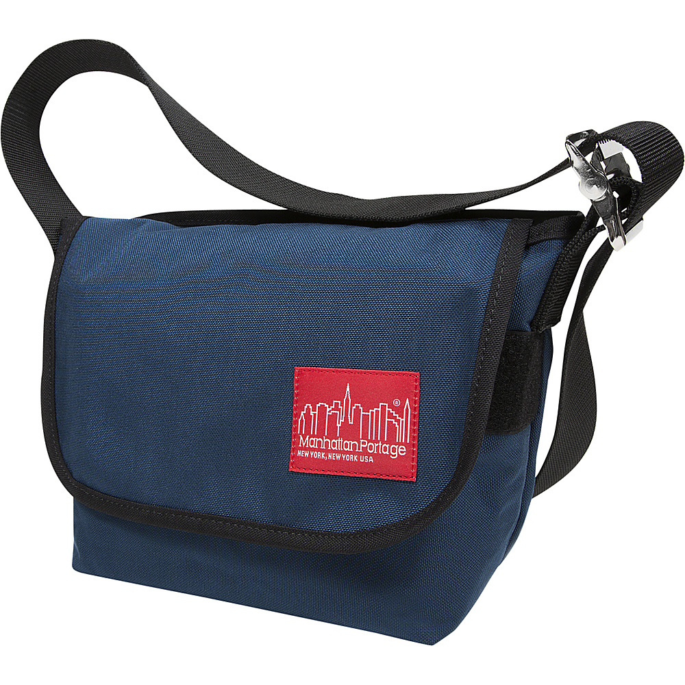 Manhattan Portage Vintage Messenger Bag Jr Navy - Manhattan Portage Messenger Bags - Work Bags & Briefcases, Messenger Bags