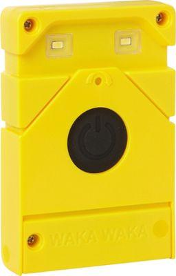 WakaWaka Light Solar Powered Flashlight Yellow - WakaWaka Electronic Accessories