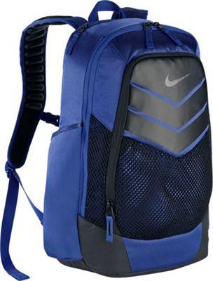 Nike Vapor Power Backpack Game Royal/Black/Metallic Silver - Nike Everyday Backpacks