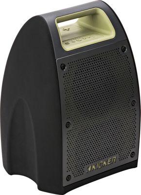 Kicker Bullfrog Outdoor Bluetooth Music System Green - Kicker Portable Entertainment