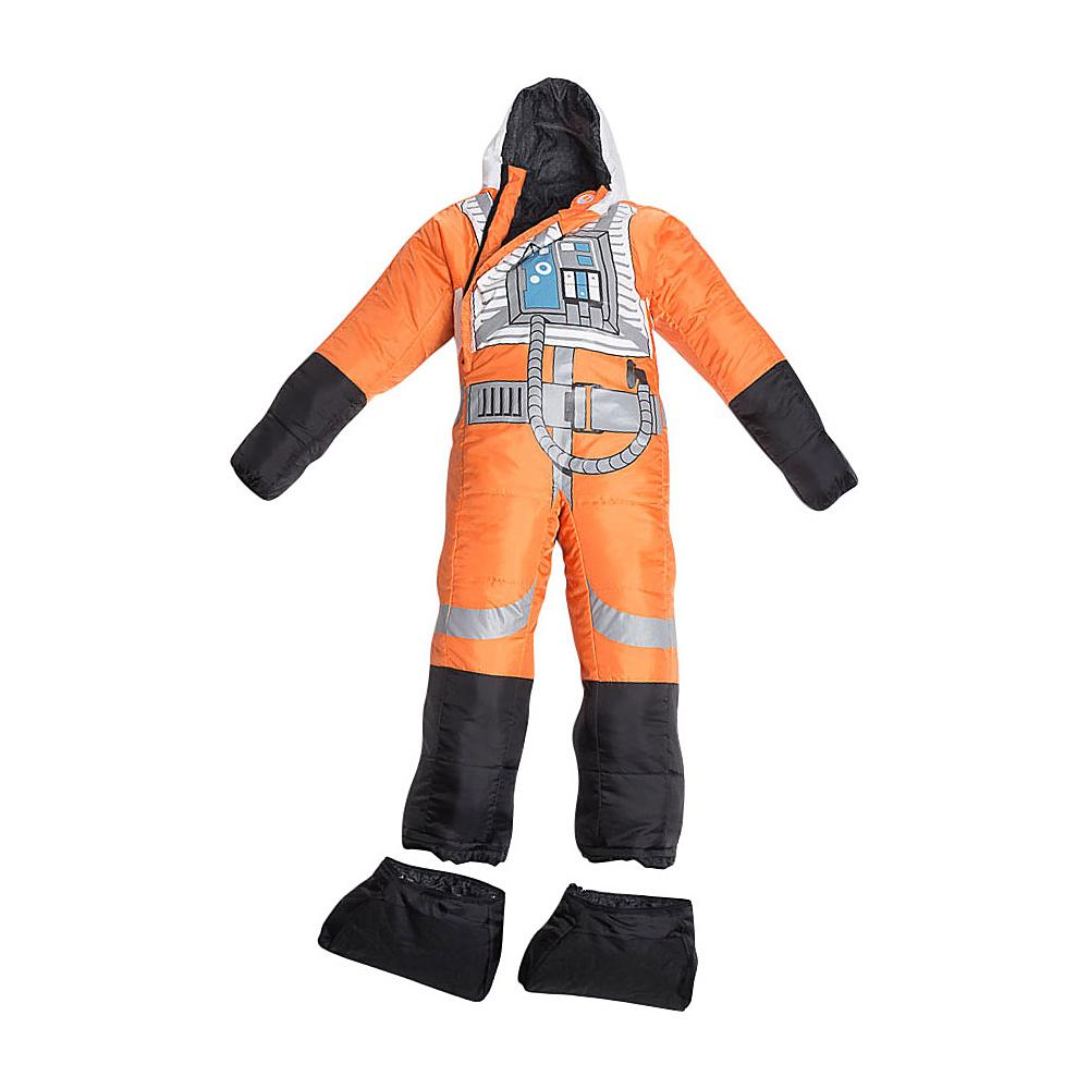 Selk bag Adult Star Wars Wearable Sleeping Bag Rebel Pilot Rebel Pilot Large Selk bag Outdoor Accessories