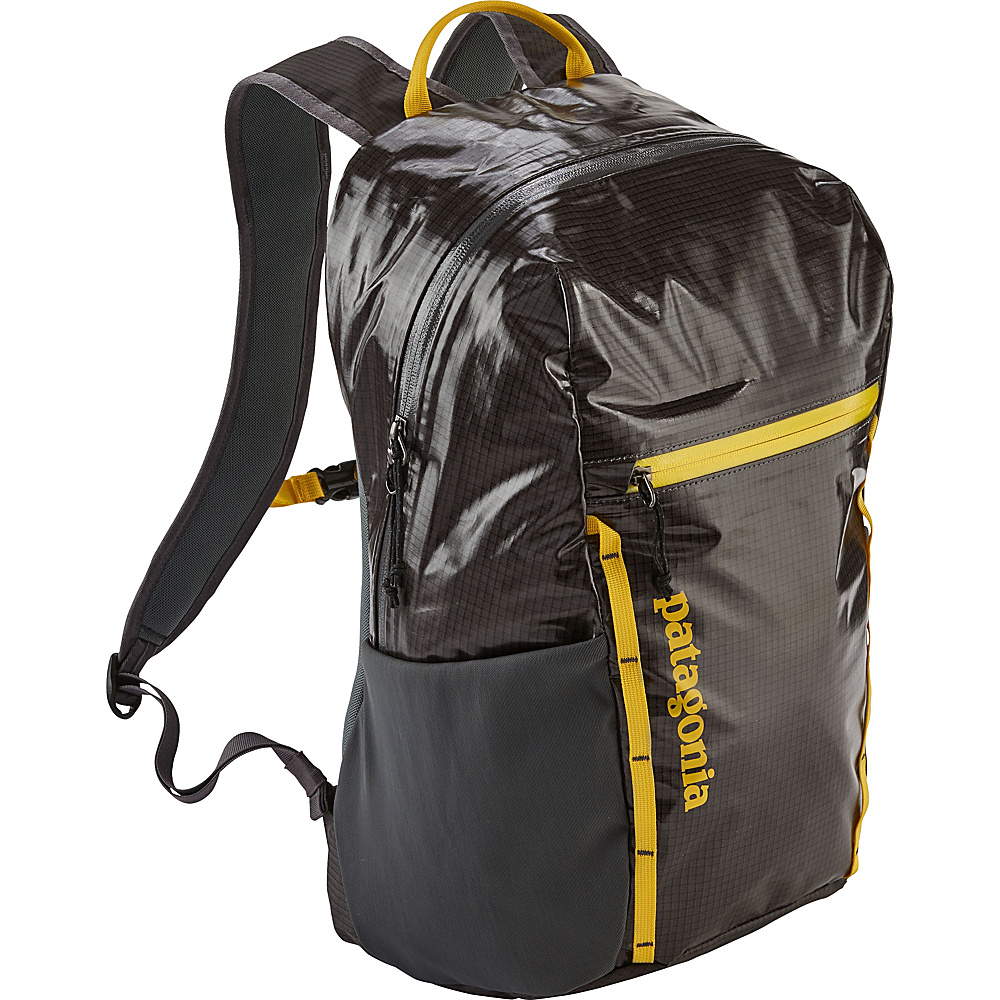 Patagonia Lightweight Black Hole Pack 26L Forge Grey/Chromatic Yellow - Patagonia School & Day Hiking Backpacks - Backpacks, School & Day Hiking Backpacks