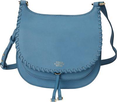 Vince Camuto Lidia Crossbody Blue Heaven - Vince Camuto Designer Handbags