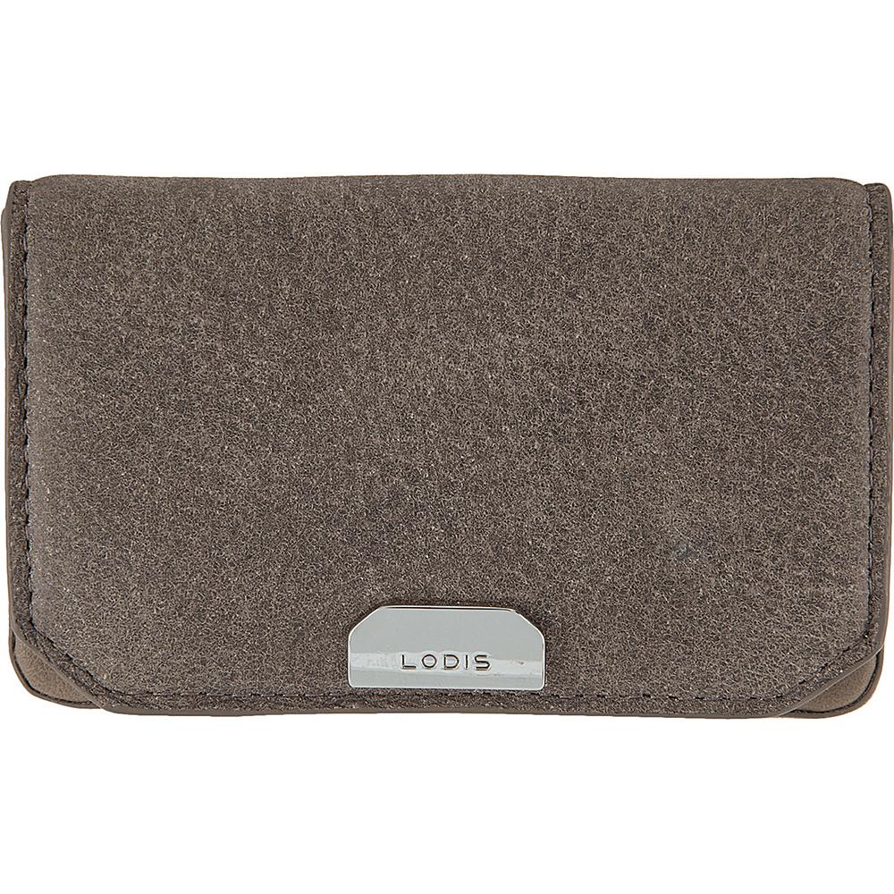 Lodis Gijon Mini Card Case Black - Lodis Womens Wallets - Women's SLG, Women's Wallets